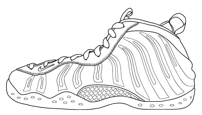 printable jordan coloring pages nike air foamposite release info michael jordan coloring pages